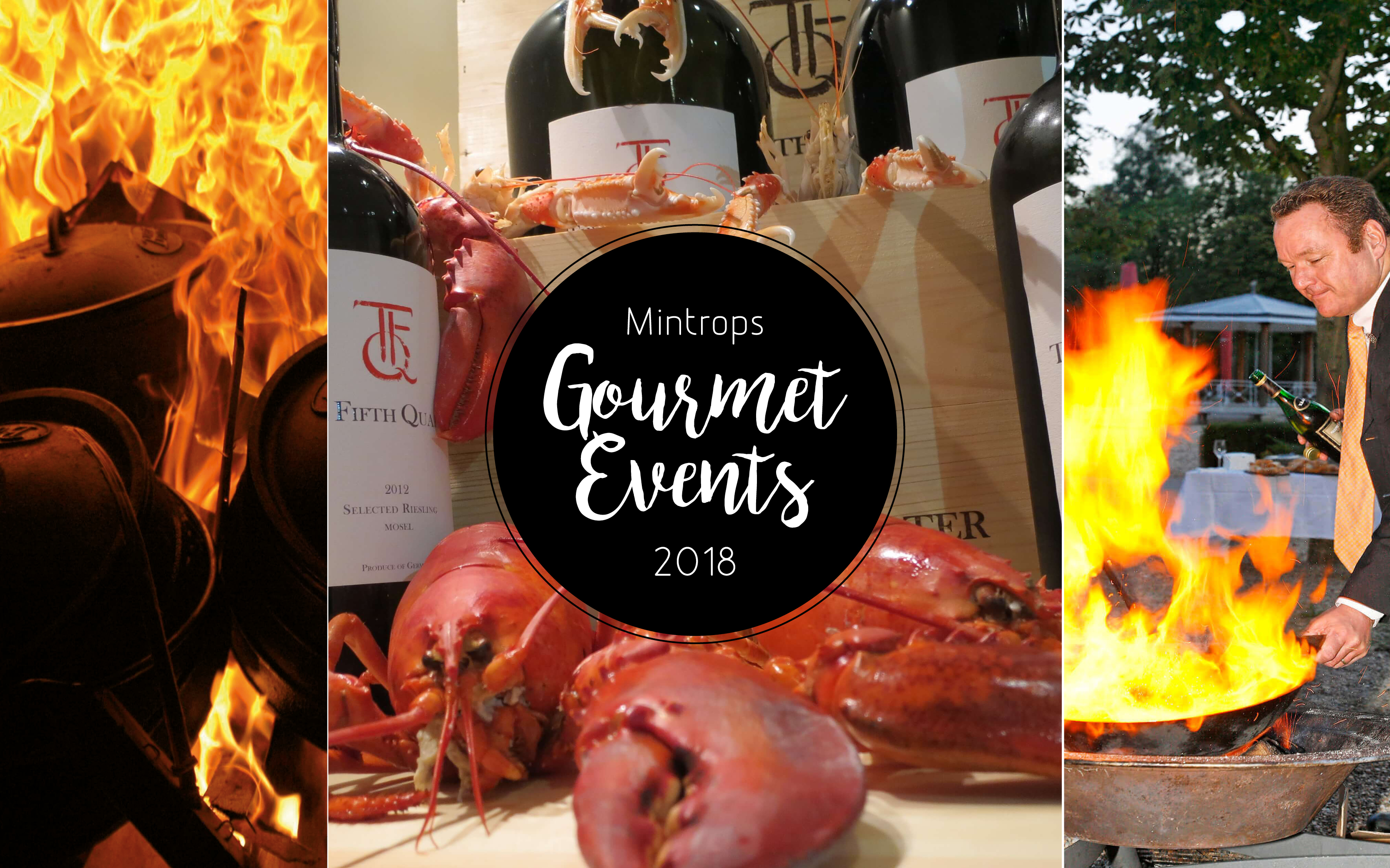 GOURMET EVENTS